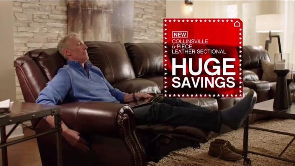 Ashley Homestore Presidentsu0027 Day Sale TV Commercial, U0027Queen Bed And Sofau0027    ISpot.tv