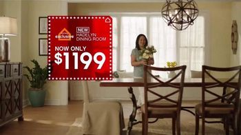 Ashley Homestore Presidents' Day Sale TV Spot, 'Queen Bed and Sofa' - Thumbnail 6