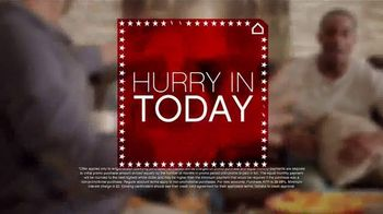 Ashley Homestore Presidents' Day Sale TV Spot, 'Queen Bed and Sofa' - Thumbnail 8