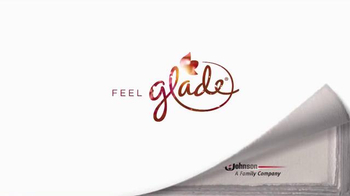 Glade TV Spot, 'Feel Warm Inside: Big, Beautiful Candle' - Thumbnail 9