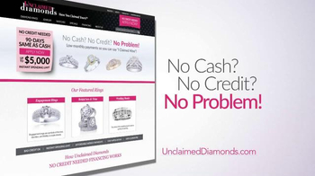 Unclaimed Diamonds TV Spot, 'Claim Yours' - Thumbnail 3