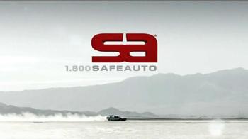 SafeAuto TV Spot, 'When Speed Matters' - Thumbnail 9