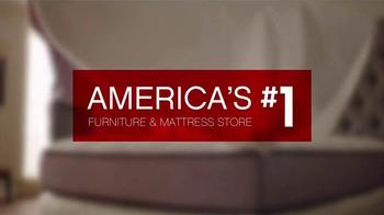 Ashley Homestore Presidents' Day Mattress Sale TV Spot, 'Wake Up' - Thumbnail 6