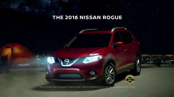 2016 Nissan Rogue TV Spot, 'Launch' - Thumbnail 8