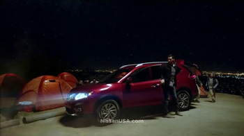 2016 Nissan Rogue TV Spot, 'Launch' - Thumbnail 6