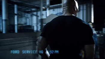 Ford Service TV Spot, 'The Specialists: The Works' Featuring Dwayne Johnson - Thumbnail 1