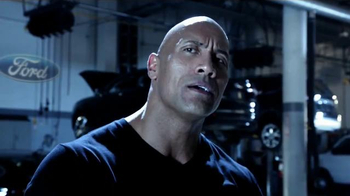 Ford Service TV Spot, 'The Specialists: The Works' Featuring Dwayne Johnson - Thumbnail 4