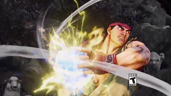 Street Fighter V TV Spot, 'Fight Gameplay'