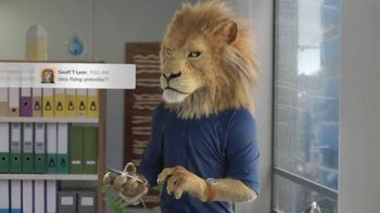 Slack TV Spot, 'Slack Teams Do Amazing Things: Animals!' - 2096 commercial airings