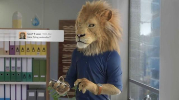Slack TV Spot, 'Slack Teams Do Amazing Things: Animals!'