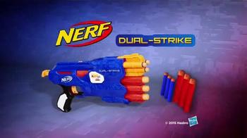 Nerf Elite Dual-Strike TV Spot, 'Dual Surprise' - Thumbnail 9