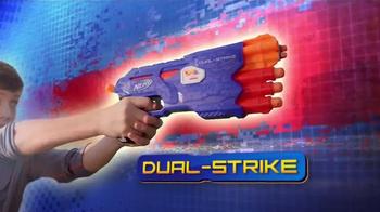 Nerf Elite Dual-Strike TV Spot, 'Dual Surprise' - Thumbnail 2