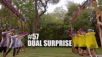 Nerf Elite Dual-Strike TV Spot, 'Dual Surprise' - Thumbnail 5