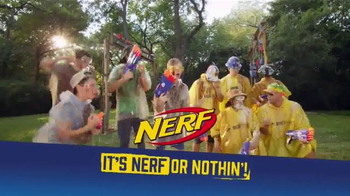 Nerf Elite Dual-Strike TV Spot, 'Dual Surprise' - Thumbnail 8