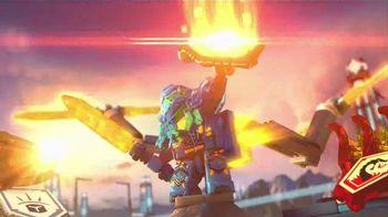 LEGO Nexo Knights App TV Spot, 'Futuristic Battle Gear'