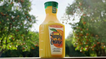 Simply Orange Juice TV Spot, 'Destiny'