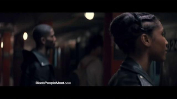 BlackPeopleMeet.com TV Spot, 'Subway: Modern Love' - Thumbnail 2