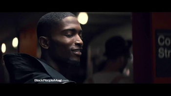 BlackPeopleMeet.com TV Spot, 'Subway: Modern Love' - Thumbnail 3