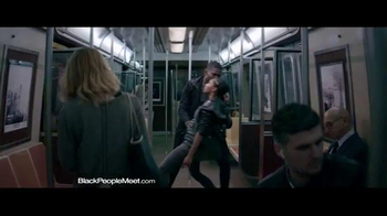 BlackPeopleMeet.com TV Spot, 'Subway: Modern Love' - Thumbnail 4