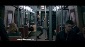 BlackPeopleMeet.com TV Spot, 'Subway: Modern Love' - Thumbnail 5