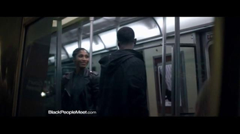 BlackPeopleMeet.com TV Spot, 'Subway: Modern Love' - Thumbnail 6