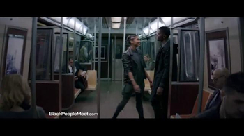 BlackPeopleMeet.com TV Spot, 'Subway: Modern Love' - Thumbnail 7