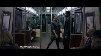 BlackPeopleMeet.com TV Spot, 'Subway: Modern Love'
