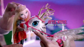 Ever After High Dragon Games TV Spot, 'Powerful' - Thumbnail 3