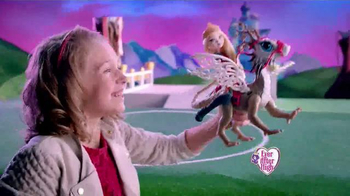 Ever After High Dragon Games TV Spot, 'Powerful' - Thumbnail 4