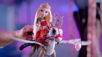 Ever After High Dragon Games TV Spot, 'Powerful' - Thumbnail 5