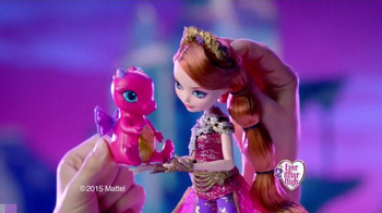Ever After High Dragon Games TV Spot, 'Powerful' - Thumbnail 6