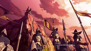 Fire Emblem Fates: Conquest and Birthright TV Spot, 'Two Kingdoms' - Thumbnail 1