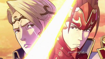 Fire Emblem Fates: Conquest and Birthright TV Spot, 'Two Kingdoms' - Thumbnail 8