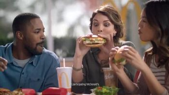 McDonald's Signature Crafted Recipes TV Spot, 'The Taste' - 330 commercial airings