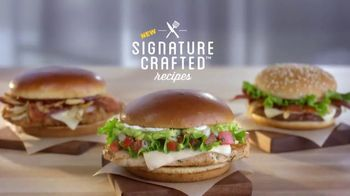 McDonald's Signature Crafted Recipes TV Spot, 'The Taste' - Thumbnail 7