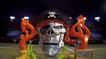 Hot Wheels Monster Jam TV Spot, 'Pirate Take Down' - Thumbnail 3