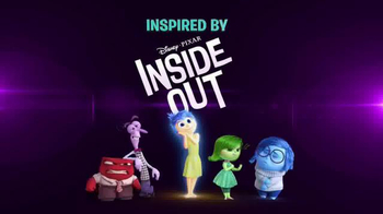 Inside Out Thought Bubbles TV Spot, 'Hundreds of Levels' - Thumbnail 1