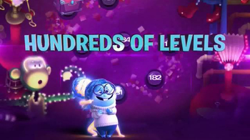 Inside Out Thought Bubbles TV Spot, 'Hundreds of Levels' - Thumbnail 8