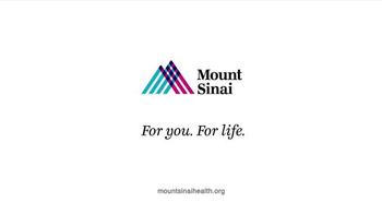 The Mount Sinai Hospital TV Spot, 'The Future' - Thumbnail 7