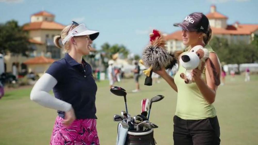 LPGA TV Commercial, 'New Kids on the Block'