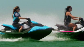 Sea-Doo TV Spot, 'Here Comes the Fun' - Thumbnail 6
