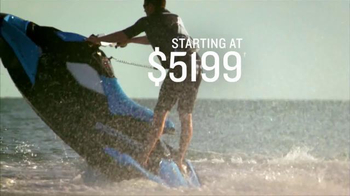 Sea-Doo TV Spot, 'Here Comes the Fun' - Thumbnail 7