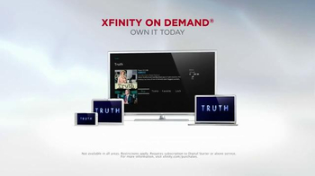 XFINITY On Demand TV Spot, 'Truth' - Thumbnail 8