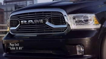 Ram Truck Month TV Spot, 'Obstacle Race' Song by Pop Evil - Thumbnail 1