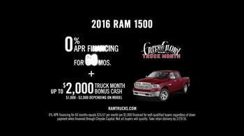 Ram Truck Month TV Spot, 'Obstacle Race' Song by Pop Evil - Thumbnail 9