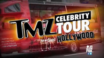TMZ Celebrity Tour Hollywood TV Spot, 'Spotted' - Thumbnail 1