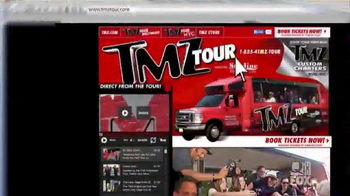 TMZ Celebrity Tour Hollywood TV Spot, 'Spotted' - Thumbnail 6