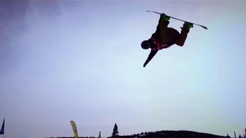 US Ski and Snowboard Association TV Spot, 'What We Live For' - Thumbnail 2