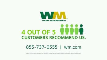Waste Management TV Spot, 'Joke' - Thumbnail 8