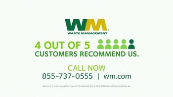 Waste Management TV Spot, 'Joke' - Thumbnail 9